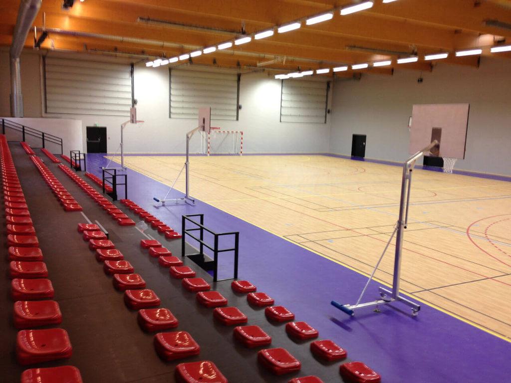 Création de terrain basket 5vs5 et 3vs3