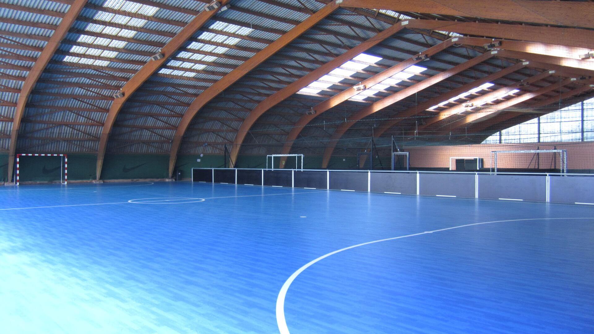 Fabrication terrain futsal Avignon