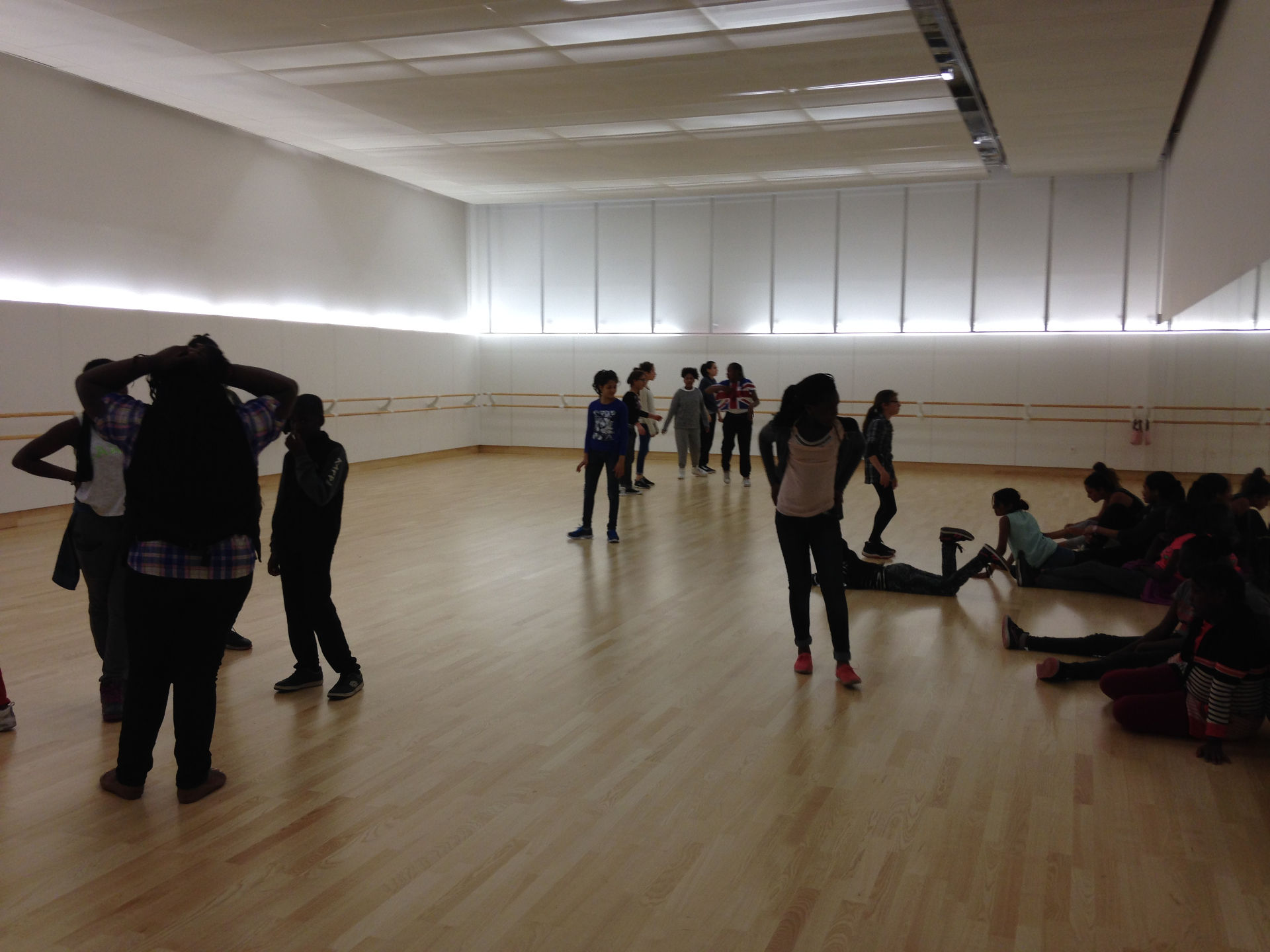Création salle de danse Paris