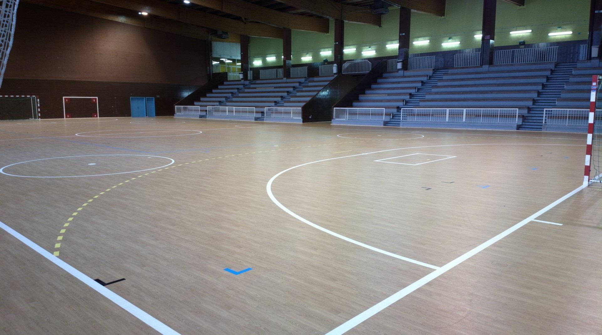 Terrain futsal à Garges-lès-Gonesse