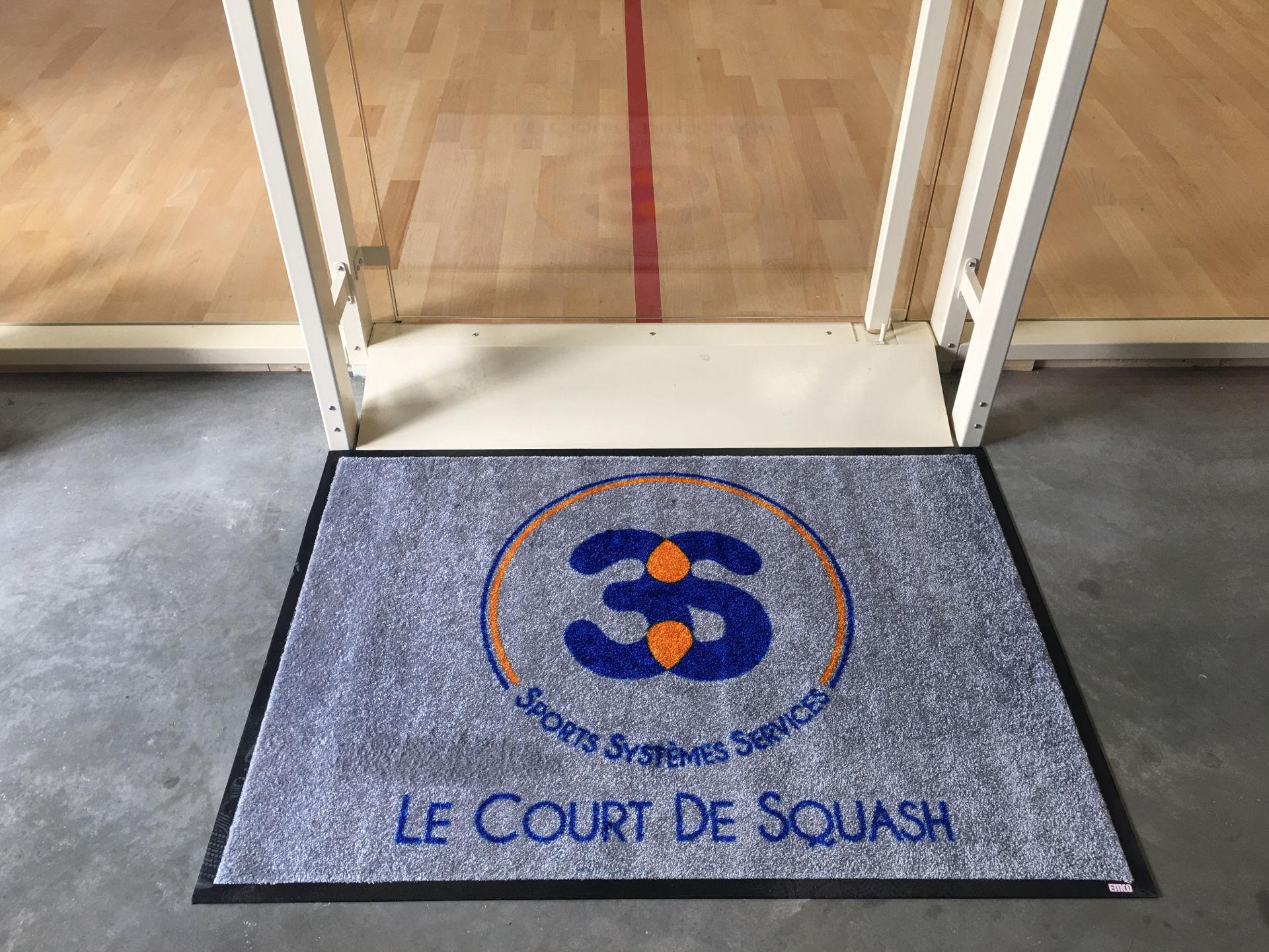 création court squash Eaunes