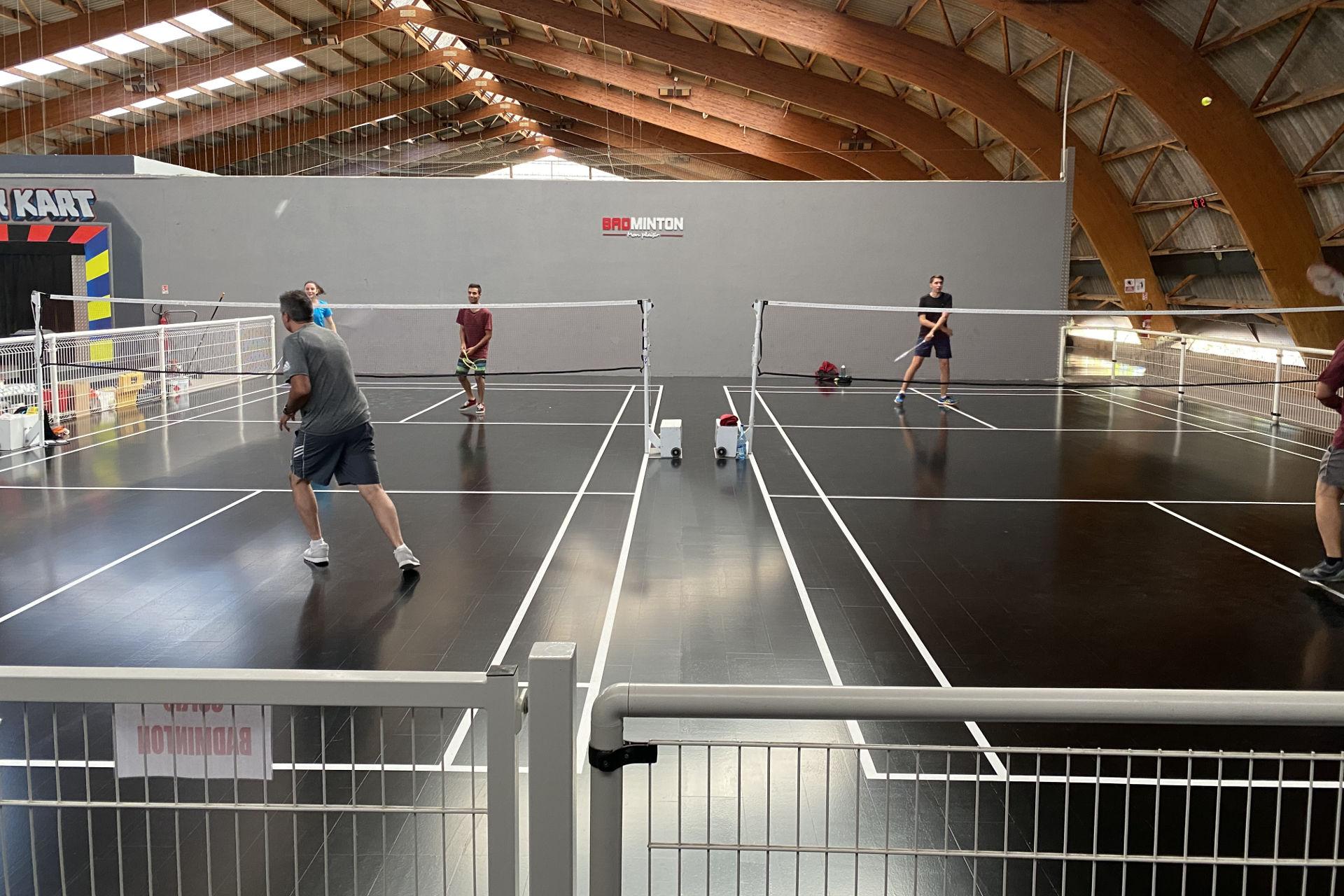 terrain badminton Avignon