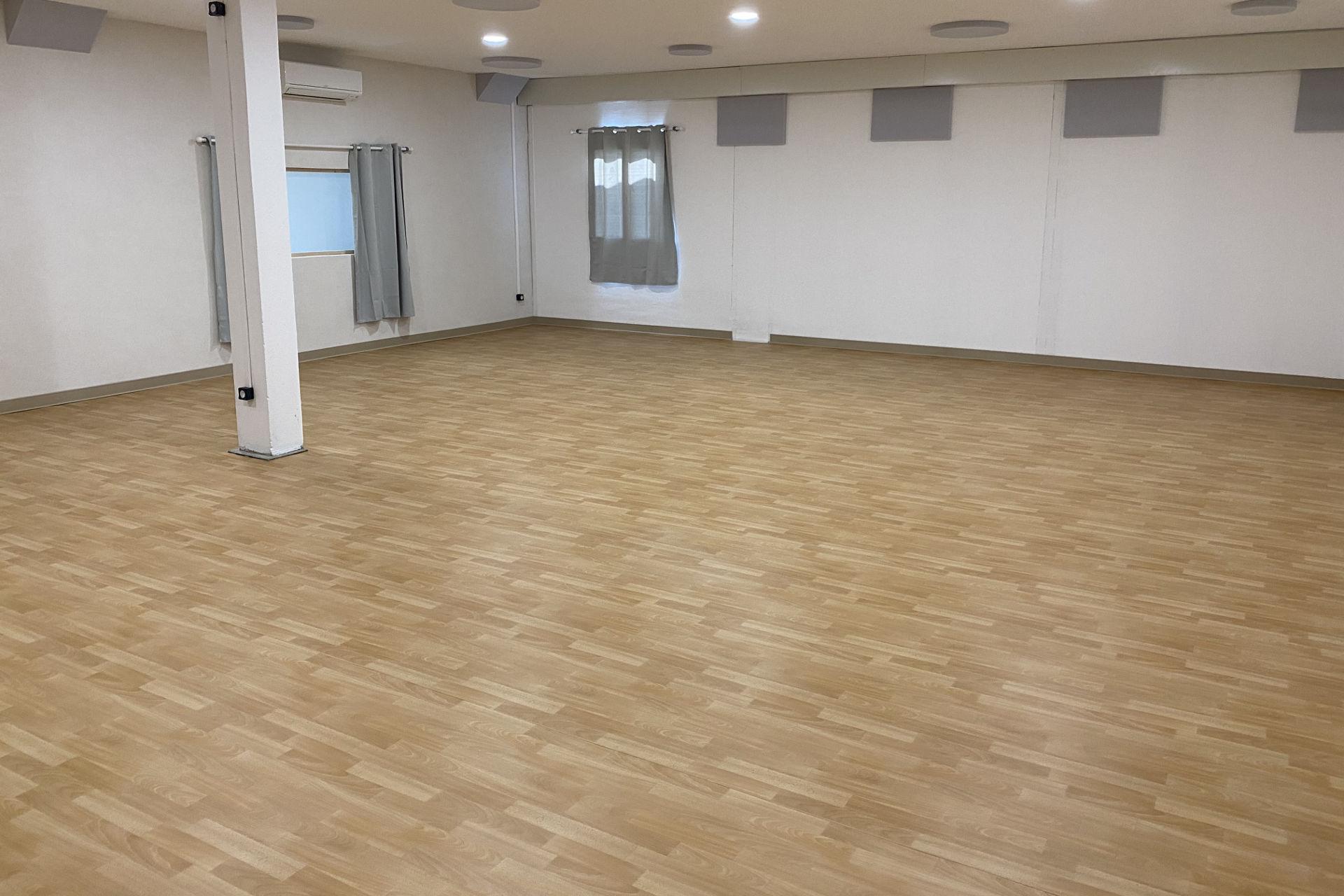 création Salle de Danse à Avignon