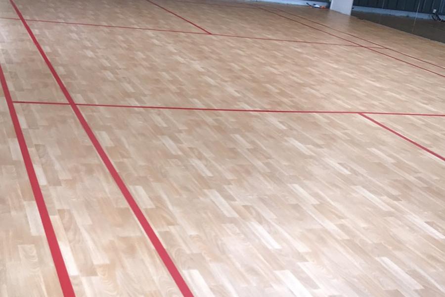 Terrain badminton Saint-Étienne