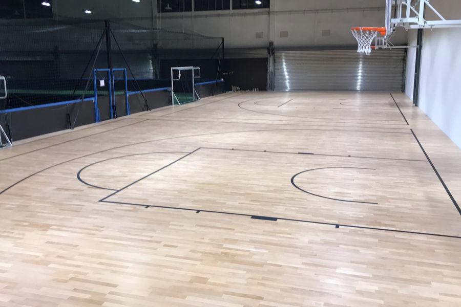 Terrain de basket Lausanne
